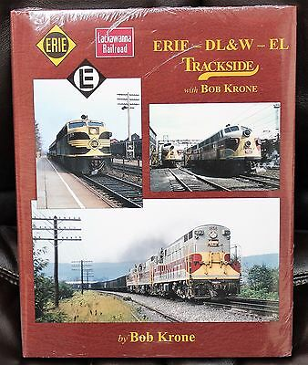LONG ISLAND RAIL ROAD Trackside # 116 MORNING SUN BOOKS 1646 HC 128 Pages