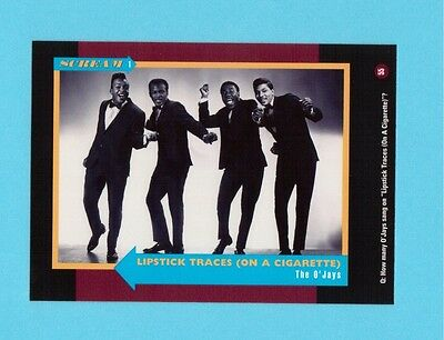 The O'Jays  Soul Music Collector Card  Have a Look!
