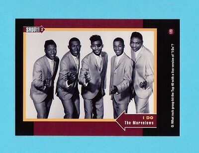 The Marvelows  Soul Music Collector Card  Have a Look!