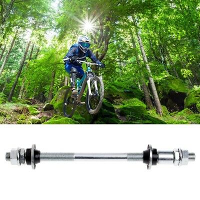 Cycling Bicycle Mountain Road Bike Rear Axle Hub Replacement Repair Parts 190mm