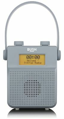Bush All Weather Rechargeable Bluetooth DAB Radio - Grey -From Argos on ebay