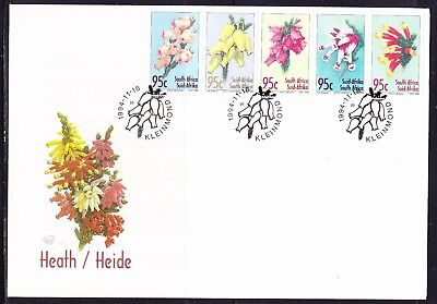 South Africa 1994 Heaths First Day Cover Large