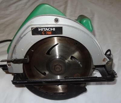 "Hitachi C7SE 1080W 190mm (7-1/2"") Circular Saw in Carry Case"