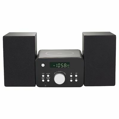 Tesco MS1701 FM Micro Hi-Fi System With Built In CD Player & 20 Preset Stations