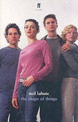 The Shape of Things (Paperback), LaBute, Neil, 9780571212460
