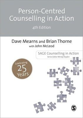 Person-Centred Counselling in Action (Counselling in Action serie. 9781446252536