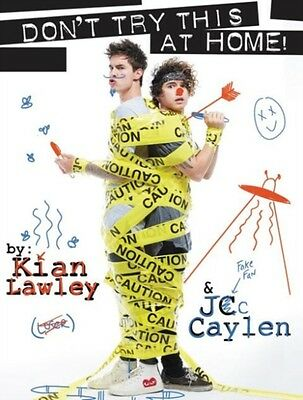 Kian And Jc Dont Try This At Home, Lawley, Kian, Caylen, Jc, 9780062437167