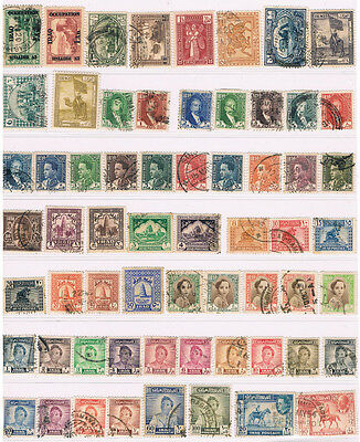 IRAQ 1918 - 1989 Collection (266 Different) with Mesopotemia CV $141+