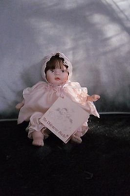 """PAULINE BJONNESS-JACOBSEN """"Emily"""" LIMITED EDITION DOLL 981/3000 Signed"""