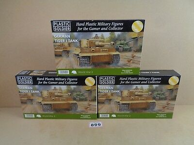 Wargaming Plastic Soldier Company German Tiger 1 Tank Clearance Lot 899