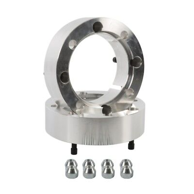 Front, Rear HIGH LIFTER Wide Trac Aluminum Wheel Spacer  Part# WT4/156-2