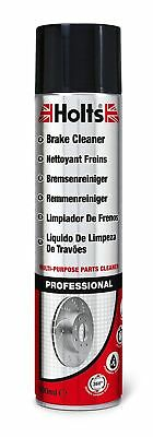 CAR BRAKE CLEANER CLEAN DUST DIRT GRIME REMOVER CLEANING SPRAY 600ml