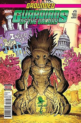 GUARDIANS OF THE GALAXY #16, New, First print, Marvel Comics (2017)