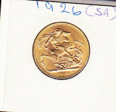1926    GEORGE v S/A sovereign