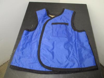 """Bar-Ray 22x20"""" .5mm Front .25mm Back Lead Protection Vest With Velcro Closure"""