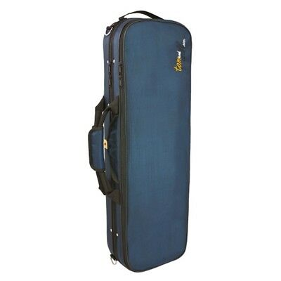 Tom and Will 4/4 Size Violin Gig Case - Blue