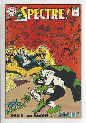 The Spectre #2, 1968, Fn+ Condition Copy