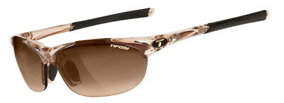 Tifosi Wisp Sunglasses Crystal Brown with Brown Gradient/ACRD/CL