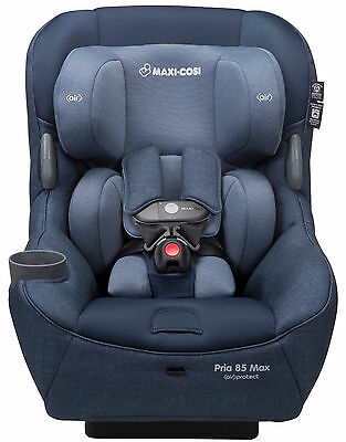 Maxi-Cosi Pria 85 Max Convertible Car Seat Child Safety Air Protect Nomad Blue