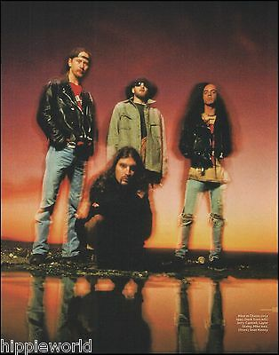 Alice in Chains Layne Staley Jerry Cantrell Mike Inez 8 x 11 pinup photo print b