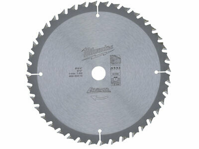 Milwaukee 4932352314 165mm 40T Circular Saw Blade