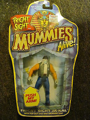 Mummies Alive-Fright Sight Ja-Kal-Kenner-1997