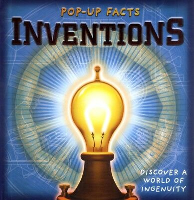 Inventions (Pop-up Facts) (Hardcover), Bull, Peter, Oxlade, Chris...