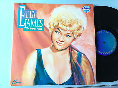 2 LP NM  USA  Etta James ‎– The Sweetest Peaches / The Chess Years Label: Chess