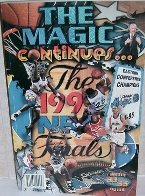 1995-96 Orlando Magic Media Guide