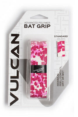 *Vulcan V050-PCAM Ultralight Bat Grip 0.500 mm Pink Camo