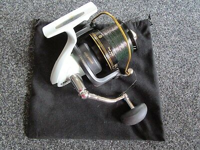 Grauvell Zenith X5000 Fishing Reel Long Range Beach Fishing with Pouch