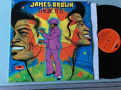 LP NM   M ITALY  James Brown ‎– There It Is Label: Polydor ‎– 2391 033 L Format: