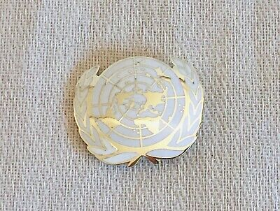 NEW British Army-Issue United Nations Beret Badge.
