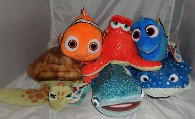 Disney Pixar Finding Dory Soft Toy Plush Disney Store Exclusive Medium NEW