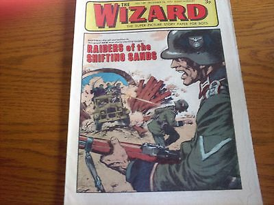 The Wizard Comic December 19 1972