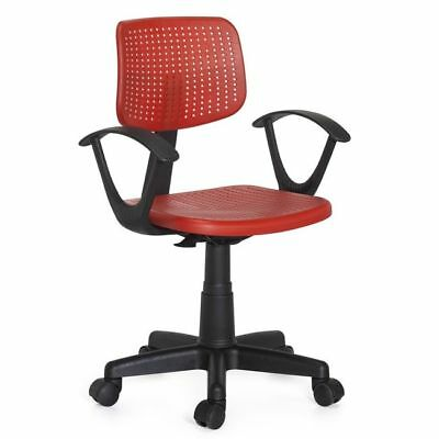 Task chair with breathable back and seat
