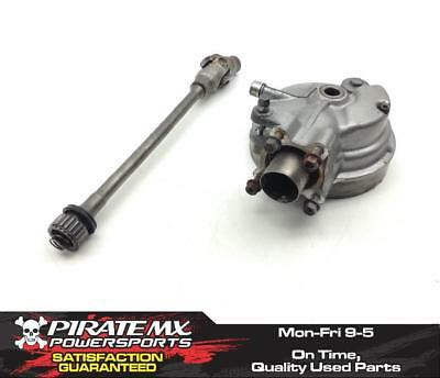 Rear Axle Final Drive Differential from 1998 Honda Shadow 1100 Am Classic #20