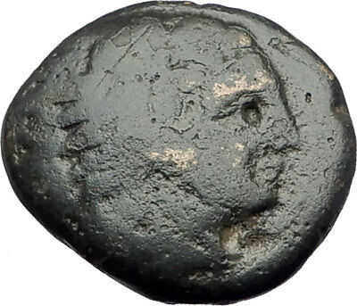 ALEXANDER III the Great 325BC Macedonia Ancient Greek Coin HERCULES CLUB i64539