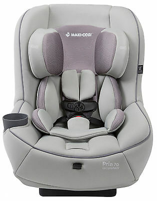 Maxi-Cosi Pria 70 Convertible Car Seat Child Safety w/ Air Protect Grey Gravel