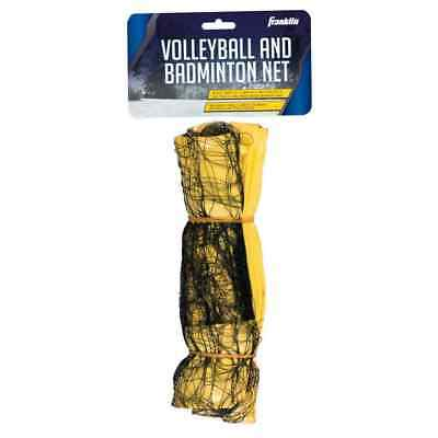 Franklin Sports Universal Fit Sleeve Badminton /Volleyball Net