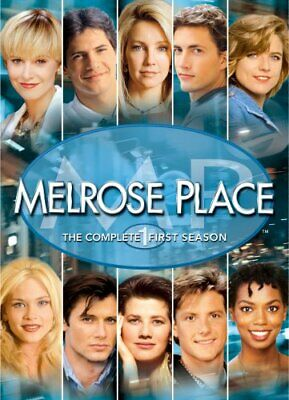 Melrose Place - The Complete First Season [DVD] NEW!