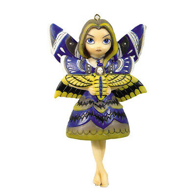 MOTH QUEEN FAIRY Ornament Jasmine Becket-Griffith Strangeling faery faerie