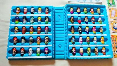 50 Mighty Beanz In Collectors Box