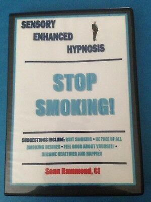 Hypnotherapy for Self Hypnosis Audio CD Stop Smoking