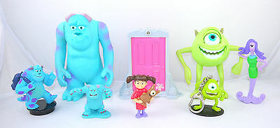 Great Disney Monster Inci Figures Toy Lot  Toys