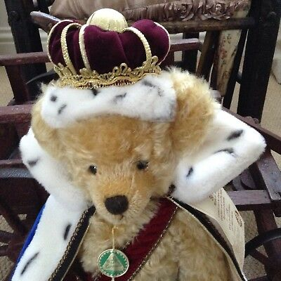 Hermann Spielwaren Coronation Bear 1953-22003.