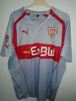 VFB Stuttgart 2005 2006 Third shirt XXLarge number 10 Tomasson