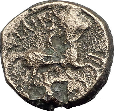 Philip II 359BC Olympic Games HORSE Race WIN Macedonia Ancient Greek Coin i64562