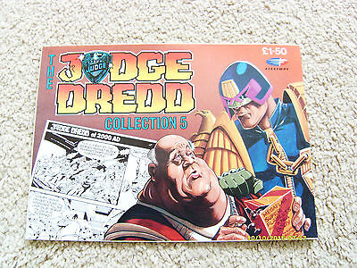 The Judge Dredd Collection 5 -  Fleetway