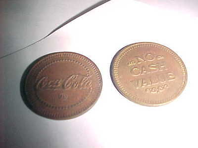 COCA COLA TOKEN COKE you get '5' TOKENS FOR $5.99 , FREE SHIPPING